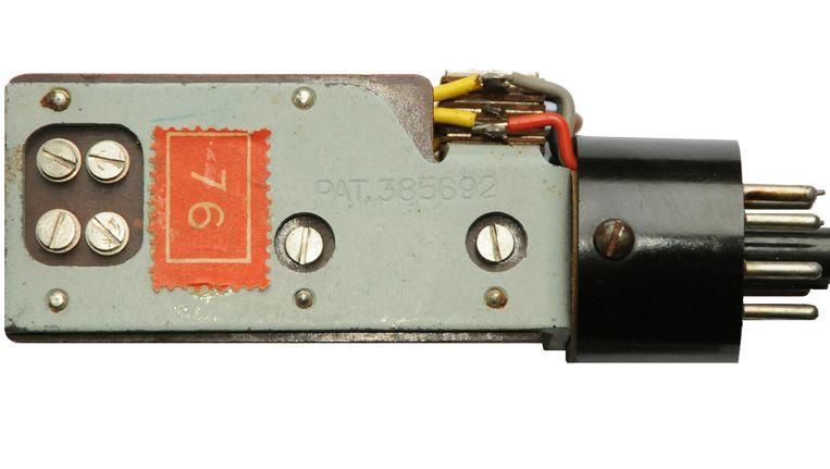Het Siemens-relaisuit van de ARRA I. Beeld null