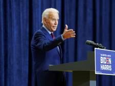 """L'échec de Donald Trump face à la pandémie """"le disqualifie totalement"""", estime Joe Biden"""
