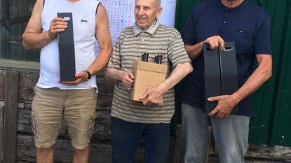 91-jarige wint krulbol-kampioenschap