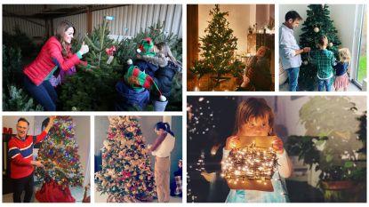IN BEELD. Ho ho ho: Koen Crucke, Kate Middleton en co zijn al helemaal in kerststemming