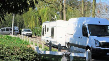 Woonwagenbewoners houden zich aan afspraak en verlaten tijdig terrein Heirweg I