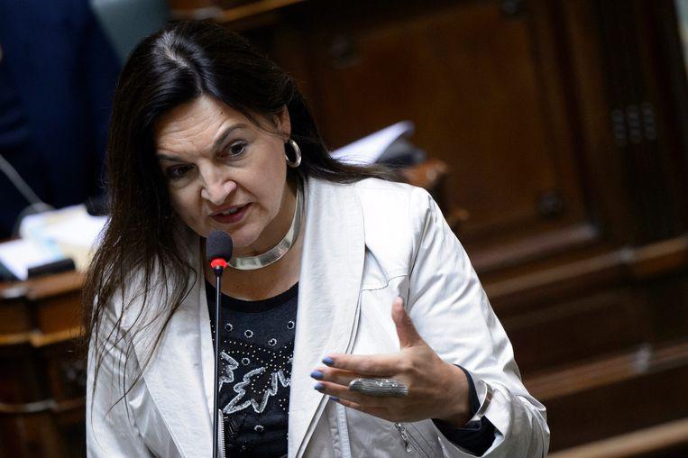 Minister Marie Christine Marghem.