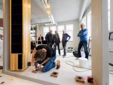 Na zes bewogen jaren trekken bewoners in CPO Twee op NRE-terrein in Eindhoven