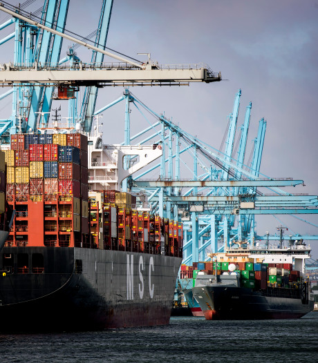 Dordtse camera's naar Rotterdamse haven
