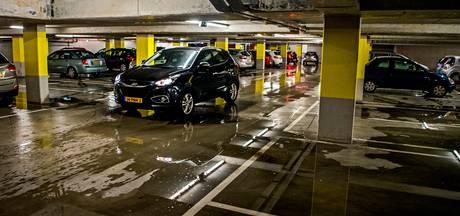 Plan voor parkeergarage Malden