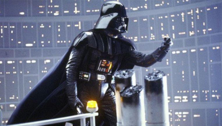 Darth Vader in The Empire strikes back Beeld