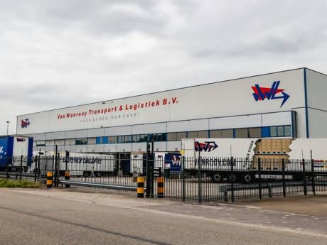 Sluiting pand 'funest' voor Van Wanrooy Transport