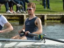 Schwantje wint boatrace met lichte roeiers Oxford