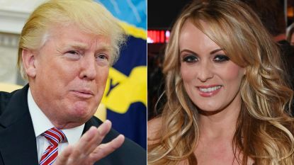 Stormy Daniels vraagt via crowdfunding om geld in zaak Trump