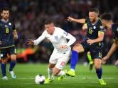 Engeland verslaat Kosovo in doelpuntrijk duel in Southampton