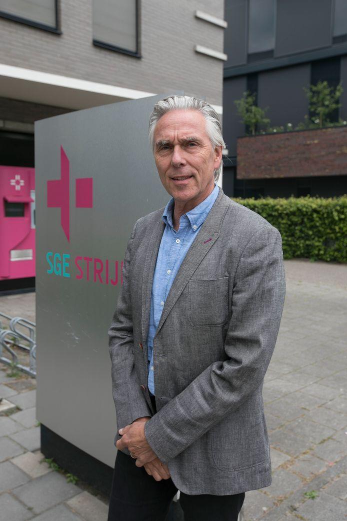 Ed Berends, bestuursvoorzitter van SGE.