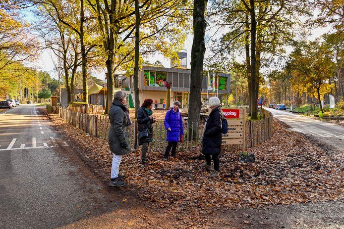 Bergse Stayokay gaat in de verkoop. Natuurpodium Brabantse Wal behoudt plek op de eerste verdieping van het pand.