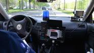 Politie Rhode-Schelde houdt eerste snelheidscontrole met onderschepping: meteen 1.477 voertuigen gecontroleerd