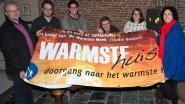 Warmste Huis brengt 3.200 euro op