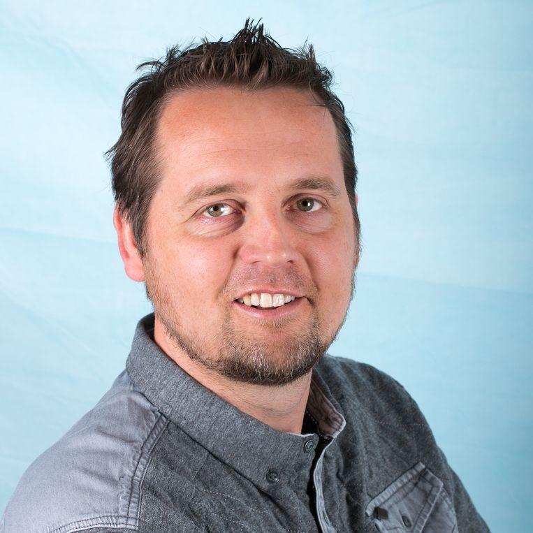 Richard Westmaas, jeugdbeschermer in de regio Haaglanden. Beeld -