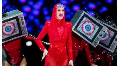 ZIEN: Katy Perry geeft ongeziene show in Sportpaleis