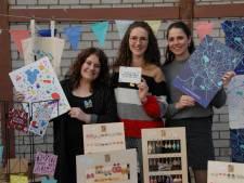 Swan Market biedt bovenal podium aan startende crea-bea's op Tramkade