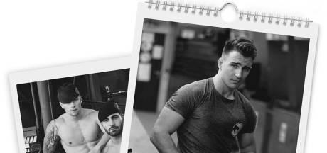 Sexy vechtjassen: bizar snel uitverkochte marinierskalender weer te koop