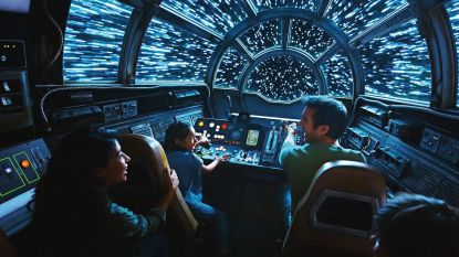 Star Wars Galaxy's Edge opent in Walt Disney World