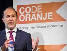 Code Oranje dient geen doel in democratie