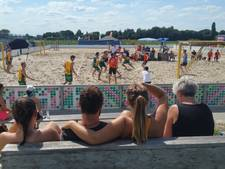 Internationale Beach handball wereld strijkt neer in Oosterhout