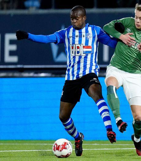 Roemenen hengelen Marcelo Lopes binnen na vertrek bij FC Eindhoven