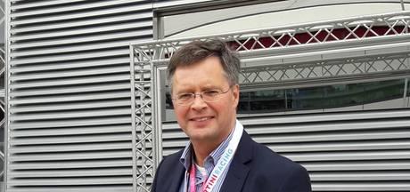 Bekende Max-fan in Silverstone: Jan Peter Balkenende