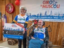 Ruim een ton opgehaald bij Giro di Muscoli