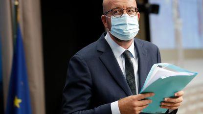 EU-president Michel niet besmet met coronavirus