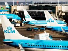 Tientallen vluchten Schiphol geschrapt wegens storm