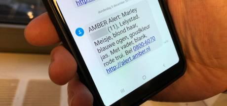 Vermist meisje (11) in Lelystad teruggevonden, vader opgepakt