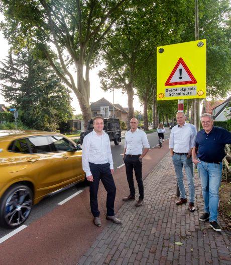 De Huismanstraat in Huissen is te druk en te gevaarlijk; bewoners komen in actie