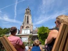 Luisteren naar een concert dat 80 meter hoger wordt gegeven: in Rhenen kan het