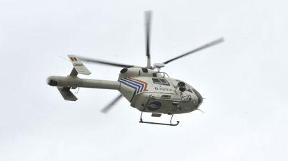 """Politiehelikopter boven klimaatbetoging: """"Nodig voor crowd controle"""""""