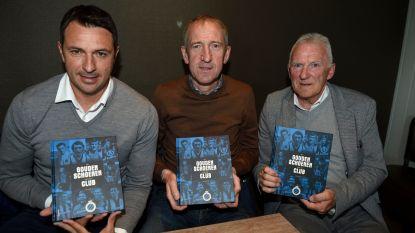 Club-coryfeeën stellen Gouden Schoen-boek voor