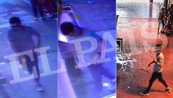 Nieuwe beelden opgedoken van vluchtende terrorist in centrum Barcelona, bestuurder formeel geïdentificeerd