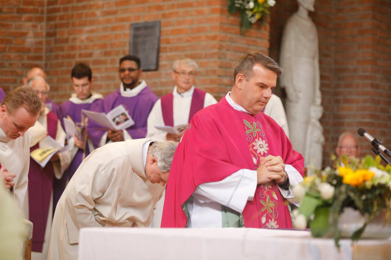 Pastoorwijding Sander Kesseler in Heumen
