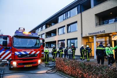 Bewoners Sovak Terheijden tijdelijk geëvacueerd na brand
