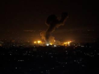 Israël lanceert vergeldingsaanval op Gaza