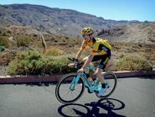 Dumoulin en Kruijswijk op Tenerife: 'Hierboven zijn wij al in quarantaine'