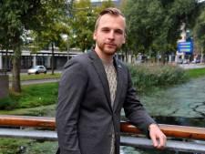 Jonathan de Lijster (22) is vanaf dinsdag de jongste in de gemeenteraad: 'We hebben een prachtige stad'