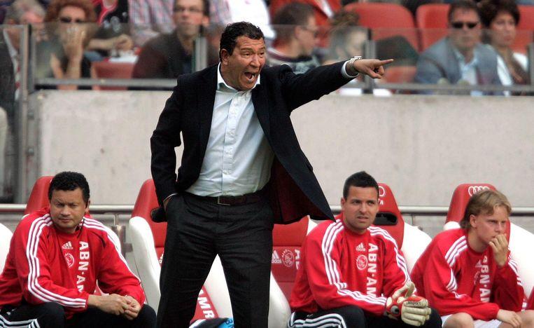 De spelers van het Nederlands elftal zouden ook coach Henk ten Cate als kandidaat hebben aanbevolen. Beeld ANP
