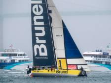 Brunel wint havenrace in Newport