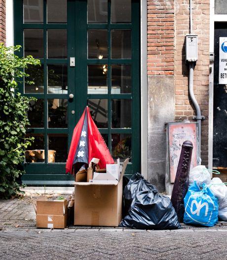 Wethouder: 'Afvalregels werden door Amsterdammers minder goed nageleefd'