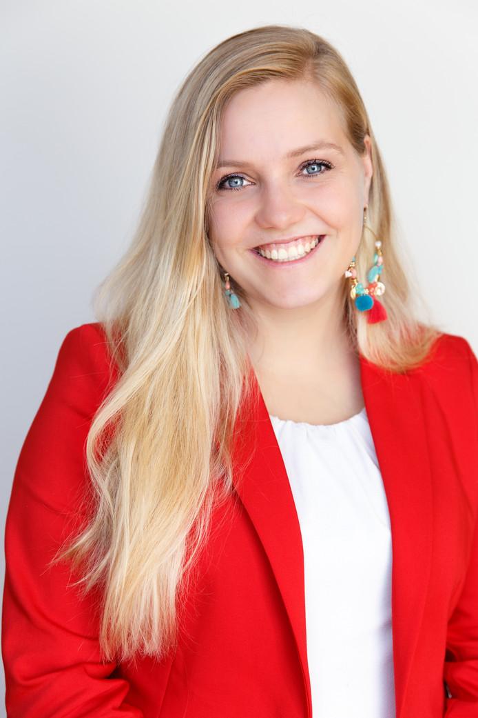 Royaltydeskundige Josine Droogendijk