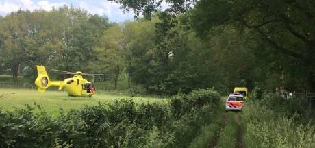 Meisje gewond naar ziekenhuis na val van paard in Heumen