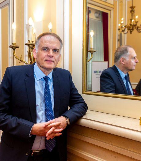 """""""Accord de collaboration"""" entre les listes Destexhe et le parti Union belge"""