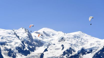 Vier doden bij bergongevallen in Frankrijk