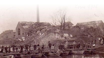 Nederename herdenkt einde van Eerste Wereldoorlog en eert al zijn oudstrijders