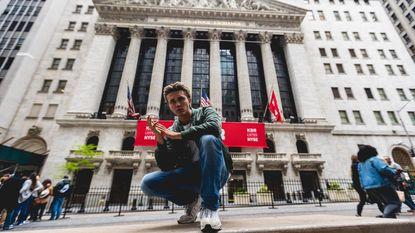 Ian Thomas herlanceert zijn carrière vanuit New York
